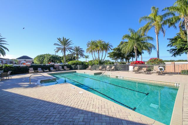 Community Pool - Villa for rent at 5417 46th Court West, Bradenton, FL 34210 - MLS Number is 541746TH102