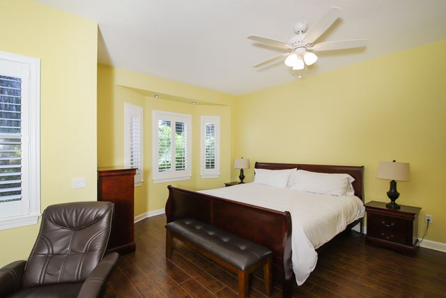 Master Bedroom Suite - Villa for rent at 5417 46th Court West, Bradenton, FL 34210 - MLS Number is 541746TH102