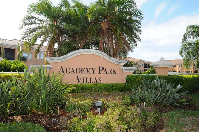 Academy Park Villas - Villa for rent at 5425 46th Court West, Bradenton, FL 34210 - MLS Number is 542546TH