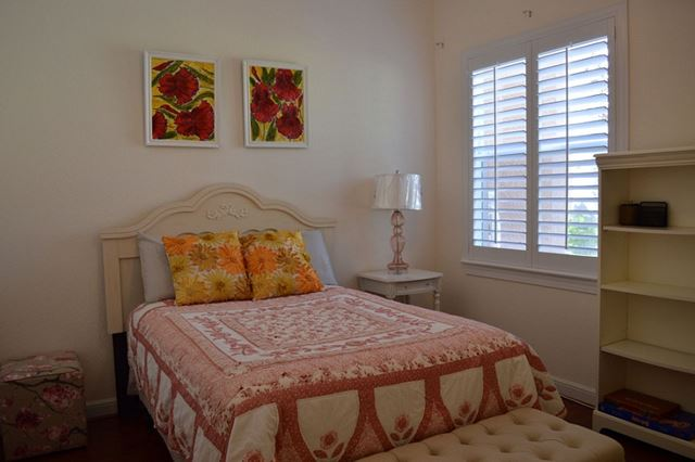 Guest Bedroom - Villa for rent at 5425 46th Court West, Bradenton, FL 34210 - MLS Number is 542546TH