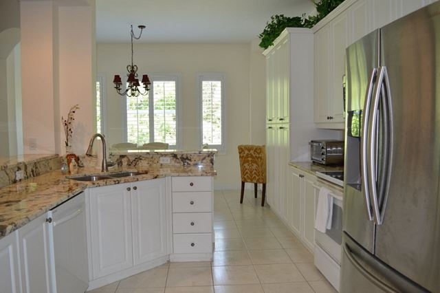 Kitchen - Villa for rent at 5425 46th Court West, Bradenton, FL 34210 - MLS Number is 542546TH