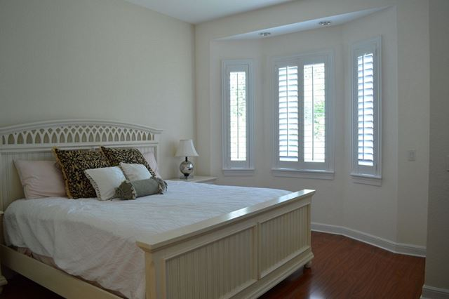 Master Bedroom - Villa for rent at 5425 46th Court West, Bradenton, FL 34210 - MLS Number is 542546TH