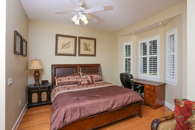 Master Bedroom - Villa for rent at 5441 46th Court West, Bradenton, FL 34210 - MLS Number is 544146TH