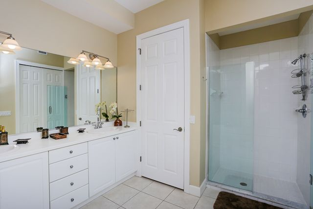 Master Bathroom - Villa for rent at 5441 46th Court West, Bradenton, FL 34210 - MLS Number is 544146TH