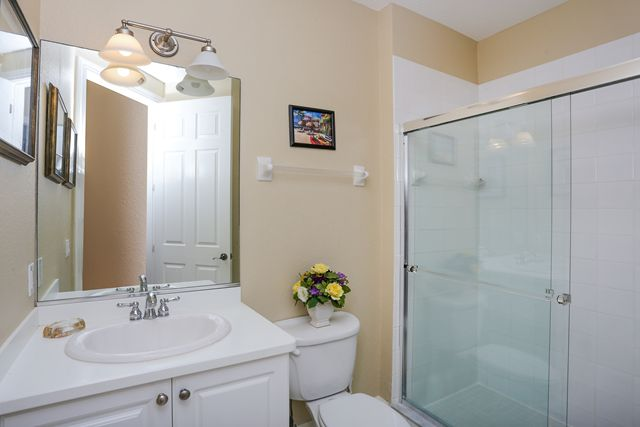Guest Suite Bathroom - Villa for rent at 5441 46th Court West, Bradenton, FL 34210 - MLS Number is 544146TH