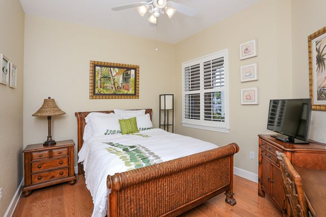 Guest Bedroom - Villa for rent at 5441 46th Court West, Bradenton, FL 34210 - MLS Number is 544146TH