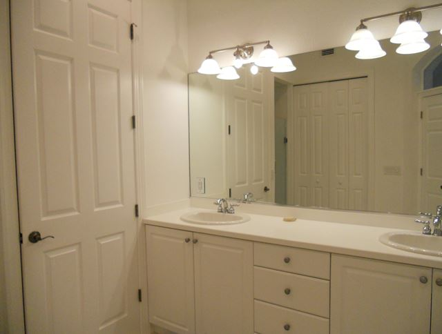 Master Bathroom - Villa for rent at 5449 46th Court West, Bradenton, FL 34210 - MLS Number is 544946TH302