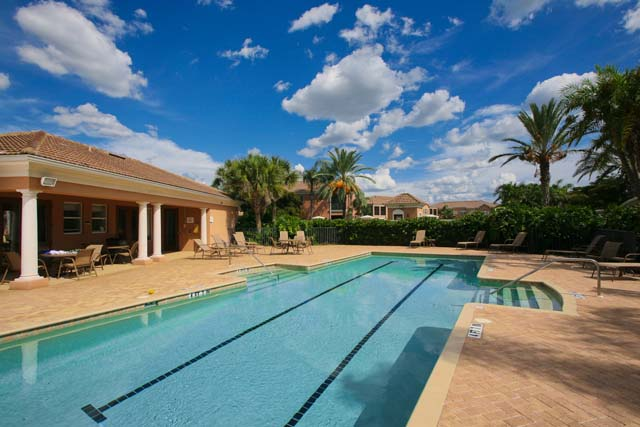 Academy Park swimming pool - Villa for rent at 5458 46th Court West, #504, Bradenton, FL 34210 - MLS Number is 545846TH504