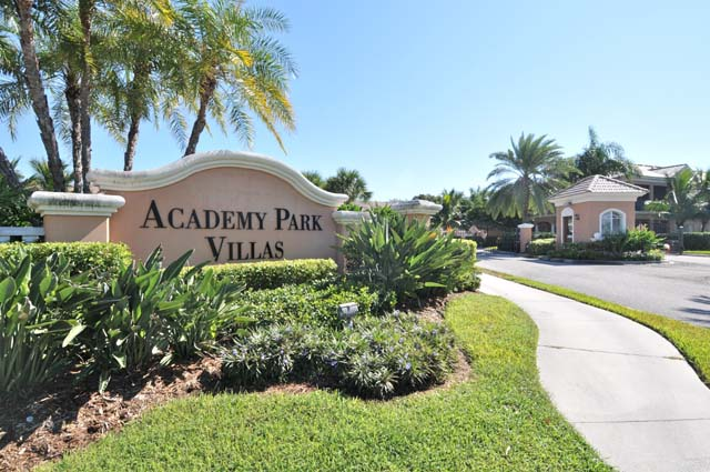 Gated Community Entrance - Villa for rent at 5461 46th Court West, #403, Bradenton, FL 34210 - MLS Number is 546146TH403
