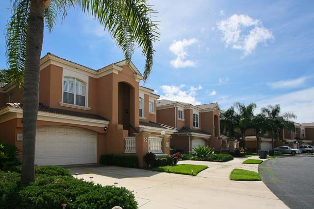 Exterior - Villa for rent at 5461 46th Court West, #403, Bradenton, FL 34210 - MLS Number is 546146TH403