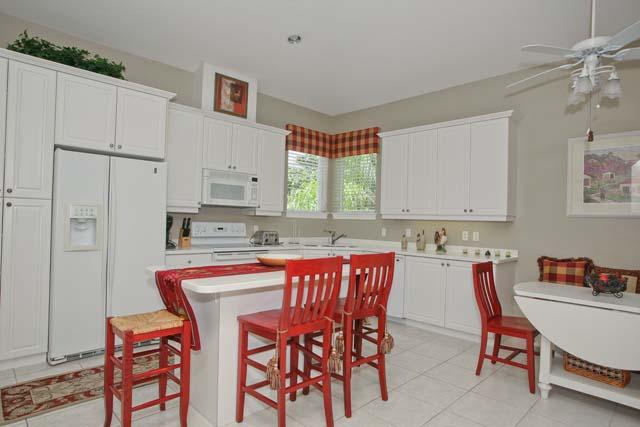 Kitchen - Villa for rent at 5461 46th Court West, #403, Bradenton, FL 34210 - MLS Number is 546146TH403
