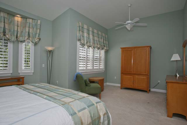 Master Bedroom - Villa for rent at 5461 46th Court West, #403, Bradenton, FL 34210 - MLS Number is 546146TH403