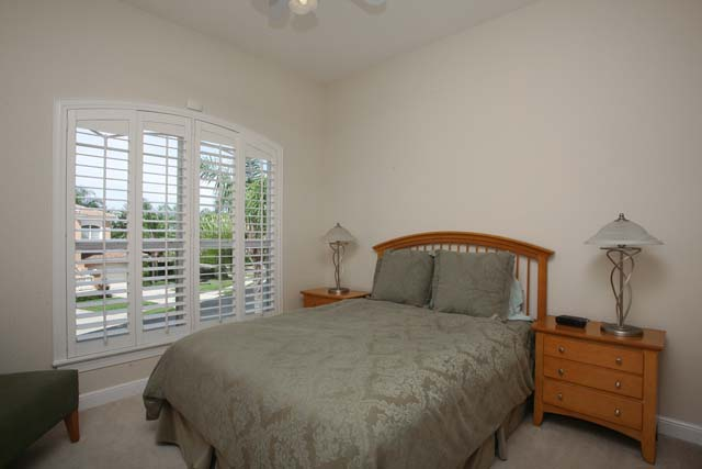 Bedroom #3 - Villa for rent at 5461 46th Court West, #403, Bradenton, FL 34210 - MLS Number is 546146TH403