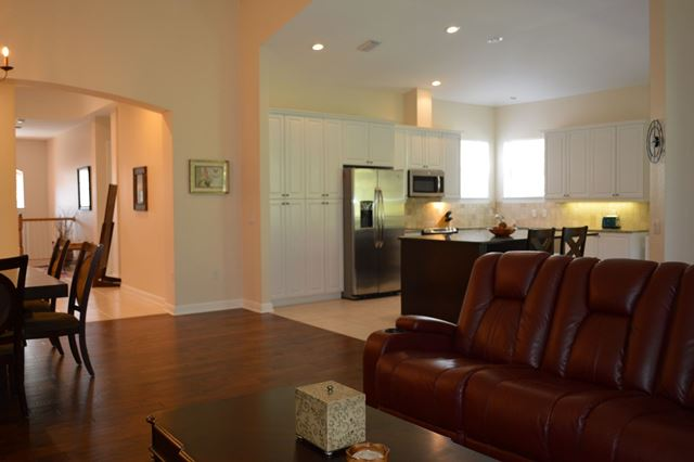 Living Room - Villa for rent at 5509 46th Ct W, Bradenton, FL 34210 - MLS Number is 550946TH603