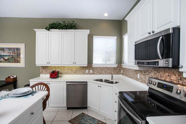 Kitchen - Villa for rent at 5519 46th Court West, #604, Bradenton, FL 34210 - MLS Number is 551946TH604