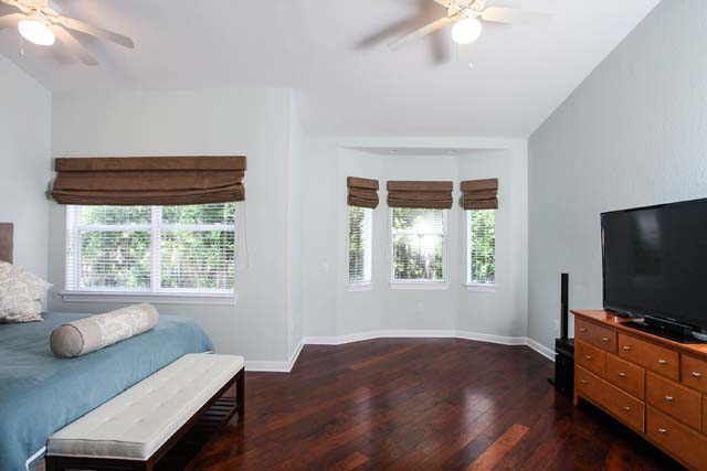 Master Bedroom - Villa for rent at 5519 46th Court West, #604, Bradenton, FL 34210 - MLS Number is 551946TH604