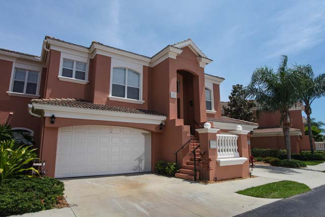 Exterior - Villa for rent at 5519 46th Court West, #604, Bradenton, FL 34210 - MLS Number is 551946TH604