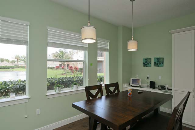 Dining Area - Villa for rent at 5530 46th Court West, #901, Bradenton, FL 34210 - MLS Number is 553046TH901
