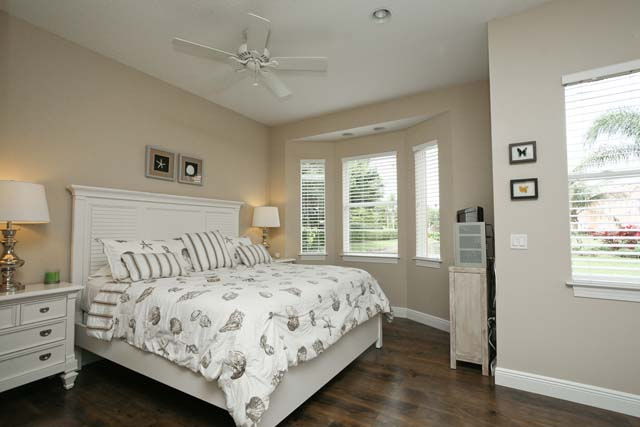 Master Bedroom - Villa for rent at 5530 46th Court West, #901, Bradenton, FL 34210 - MLS Number is 553046TH901
