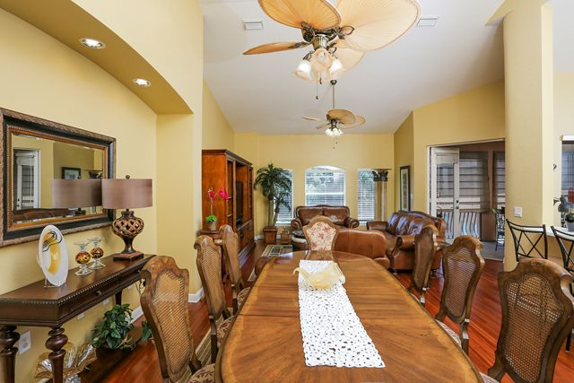 Dining Area - Villa for rent at 5567 46th Court West, Bradenton, FL 34210 - MLS Number is 556746TH