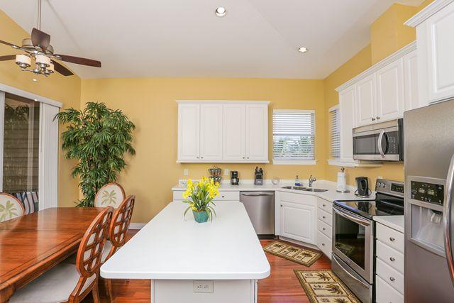Kitchen - Villa for rent at 5567 46th Court West, Bradenton, FL 34210 - MLS Number is 556746TH