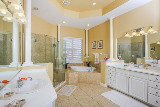 Master Bathroom - Villa for rent at 5567 46th Court West, Bradenton, FL 34210 - MLS Number is 556746TH