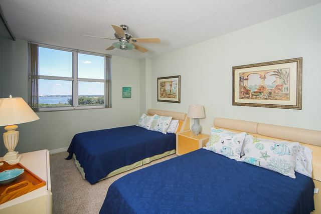 Guest Bedroom - Condo for rent at 1800 Benjamin Franklin Dr, #A904, Sarasota, FL 34236 - MLS Number is 1800BENFA904