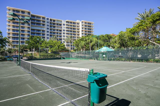 Tennis Courts - Condo for rent at 1800 Benjamin Franklin Dr, #A904, Sarasota, FL 34236 - MLS Number is 1800BENFA904