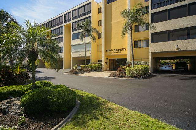Front Exterior - Condo for rent at 350 S Polk Dr, Unit #504, Sarasota, FL 34236 - MLS Number is 350SPOL504