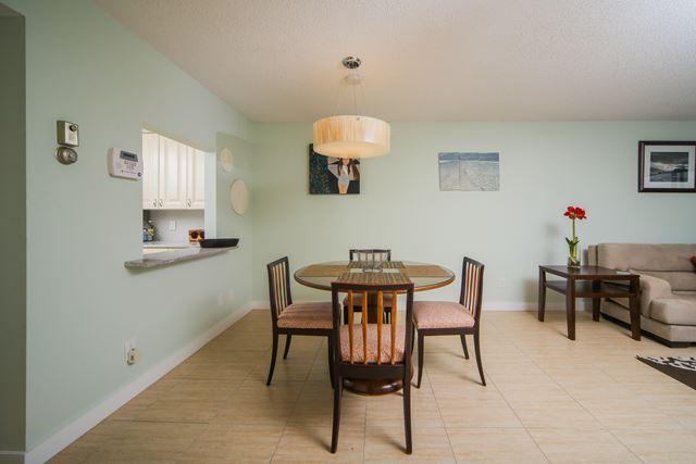 Dining Area - Condo for rent at 350 S Polk Dr, Unit #504, Sarasota, FL 34236 - MLS Number is 350SPOL504