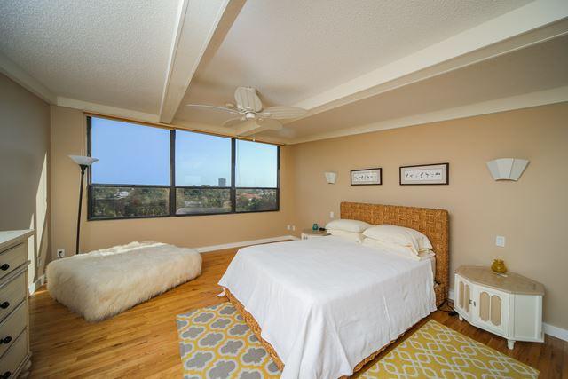 Master Bedroom - Condo for rent at 350 S Polk Dr, Unit #504, Sarasota, FL 34236 - MLS Number is 350SPOL504