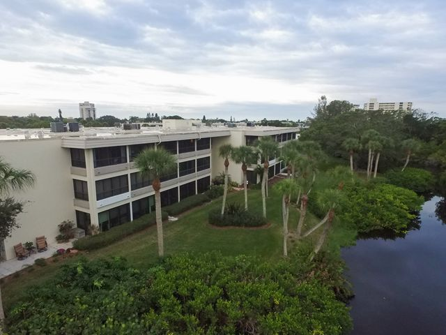 Exterior Rear - Condo for rent at 225 Hourglass Way, Unit #203, Sarasota, FL 34242 - MLS Number is 225HOUR203